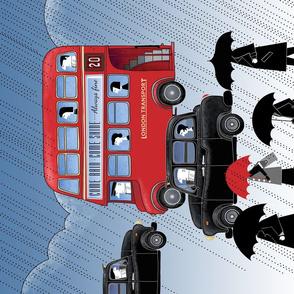 London Come Rain Come Shine