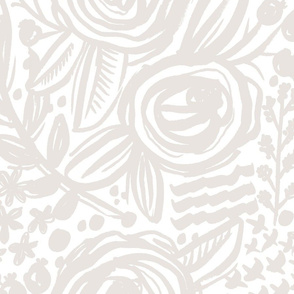 Light Taupe Roses