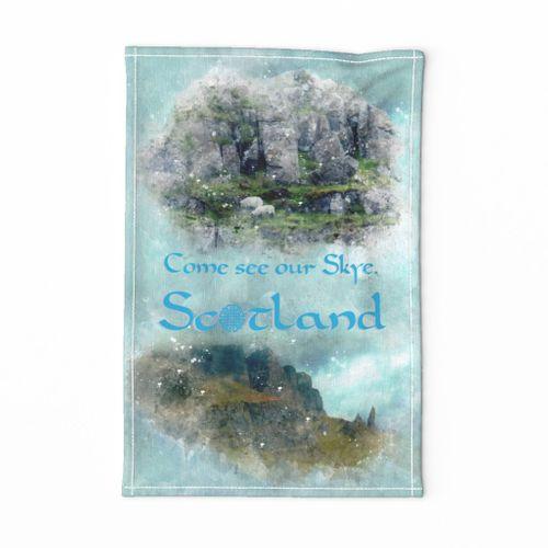 Come visit our Skye - Scotland