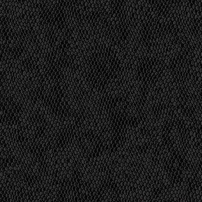 ★ REPTILE SKIN ★ Slate Black - Tiny Scale / Collection : Snake Scales – Punk Rock Animal Prints 4