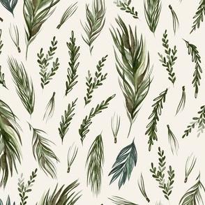 Forest Floral / Forest Equilibrium