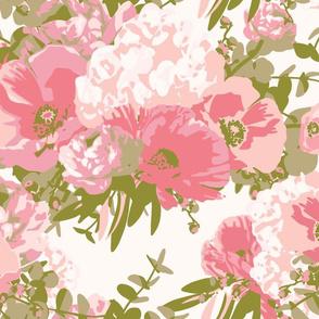Spring Bouquet in pink