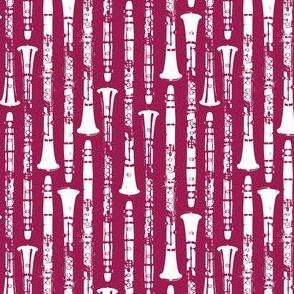 Grunge Clarinets - Wine