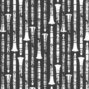 Grunge Clarinets - Grey