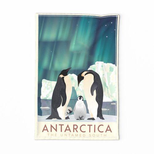 Antarctica, the Untamed South