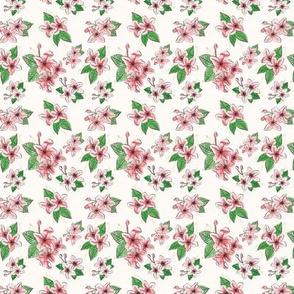 Apple Blossom Fabric