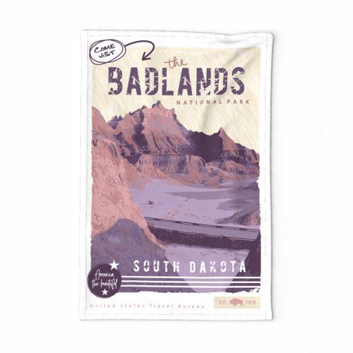 Come Visit the Badlands