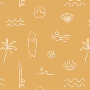 Surf Summer Style / Desert Island