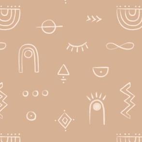 Modern Symbols / Desert Island