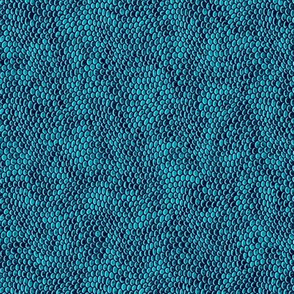 ★ REPTILE SKIN ★ Teal Blue - Tiny Scale / Collection : Snake Scales – Punk Rock Animal Prints 4