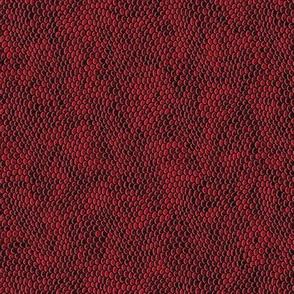 ★ REPTILE SKIN ★ Garnet Red - Tiny Scale / Collection : Snake Scales – Punk Rock Animal Prints 4