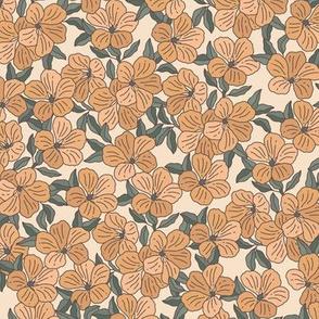 Wild Yellow Flowers / Unique Botanic