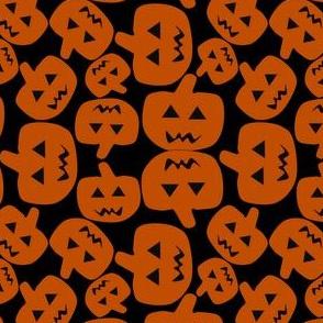 Halloween Fabrics Design