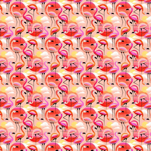 pink flamingo extra small
