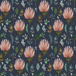 floral study dark custom small