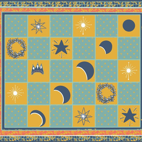 Harvesting the Stars Board game