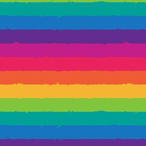 distressed rainbow flatitude small