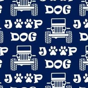 "jeep dog 2"" blue"