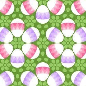 01074950 : R6 eggs zigzag : Pr+V