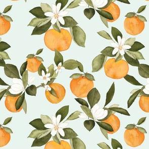 Orange Blossom Mint