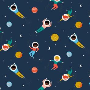"Space Kids 12"""