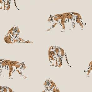 Tigers / Magic Jungle