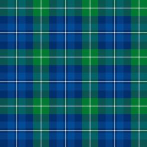 """MacNeil  tartan, 6"""" custom lakeside colors"""