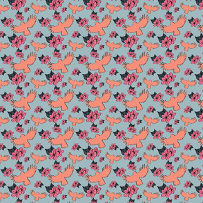 Birds-and-Blooms-fabric-repeat