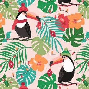 Christmas Toucans