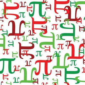 Pieces of Pi (Christmas)