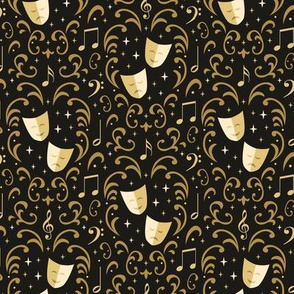 Theater Damask (Small)