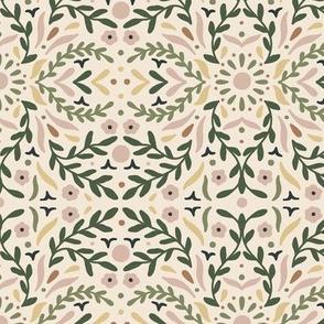 Botanical Ornament / Universal Scenery