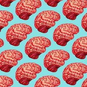 Brain - Blue