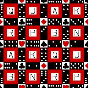 10759656 © domino suit chess