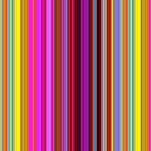 POURED PAINT AND INK COORDINATES stripes FUCHSIA RED FLWRHT