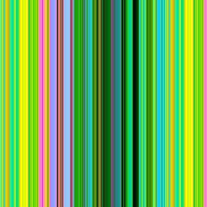 POURED PAINT AND INK COORDINATES stripes GREEN FLWRHT