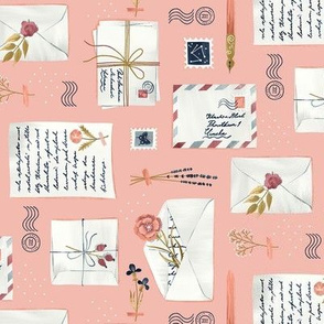 Snail Mail Treasures / Small Scale