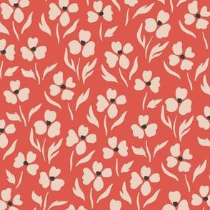 Meadow Pattern #13  / Meadow Flowers