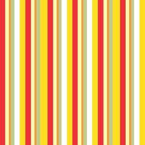 Summer Sun Stripes
