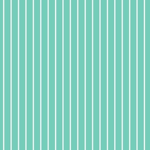 teal biscay green french stripe boat neck marine sailor nautical polo shirt breton stripe solid reversed vertical