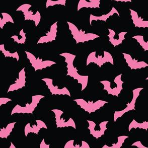 Punk Pink Bats - L