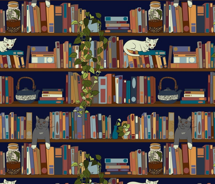 Leafy Library