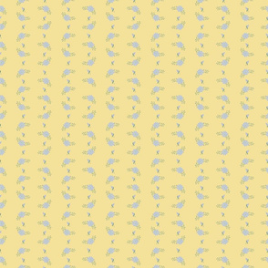 Cerulean Pastures Yellow
