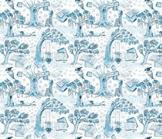 Bedtime Story Toile
