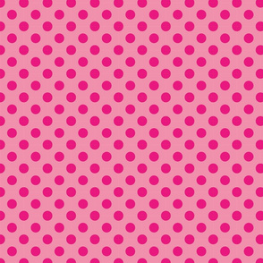 THE SEWER PROTECTOR II (coordinated fabric - raspberry pois)