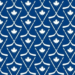 maple leafs toronto hockey sticks sm blue