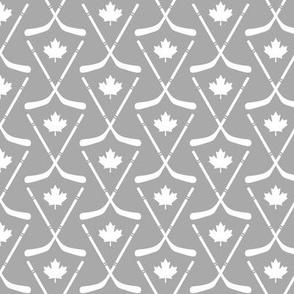 maple leafs toronto hockey sticks sm grey