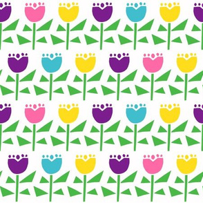 naive tulips