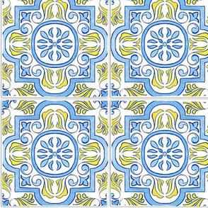 Symmetrical Azulejos