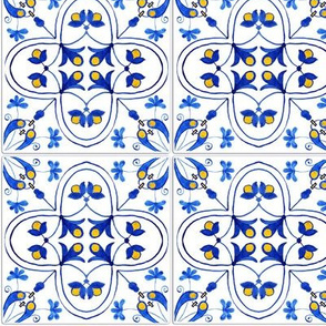 Small Azulejos